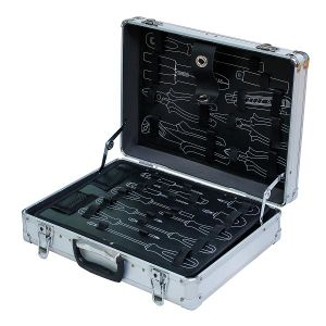 High Quality Aluminum Tool Case with Tool Pocket (KeLi-D-16) pictures & photos