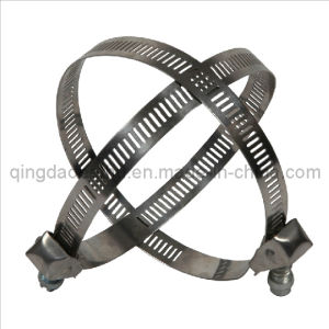 Stainless Steel Quick Release Pipe Clamp pictures & photos