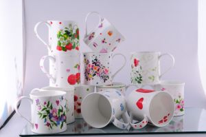 Bone China Mugs pictures & photos