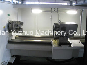 Siemens System Hydraulic Chuck CNC Machine pictures & photos