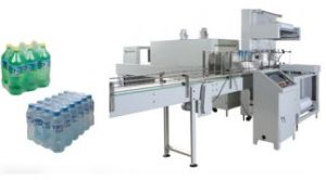 Automatic Bottled Water Shrink Wrapping /Packaging Machine pictures & photos