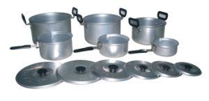 Outdoor Aluminum Camping Cookerware (CL2C-DP01) pictures & photos