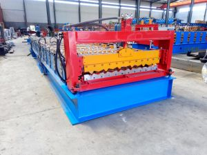 Automatic Roll Forming Machine Wall Forming Machine pictures & photos