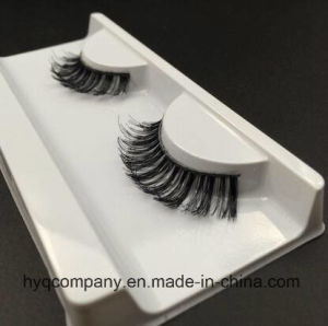 Hot Selling Hb Real Human Hair False Eyelashes pictures & photos