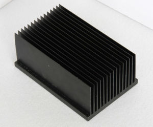 Electronic Parts Heat Sinks Aluminum Extruded Profile pictures & photos