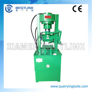 China Hydraulic Mosaic Stone Cutter From Bestlink Factory pictures & photos