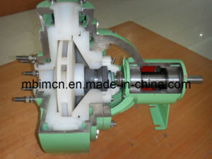 Standard Non Metallic Chemical Process Pump (MMCP) pictures & photos