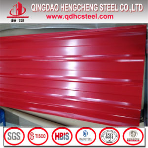 Dx51d Color Prepainted Galvanized Roofing Sheet pictures & photos