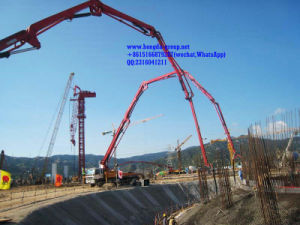 28m Concrete Pump with Boom pictures & photos