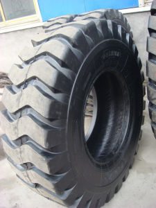 Solid off The Road Tire E-3 23.5-25 OTR pictures & photos