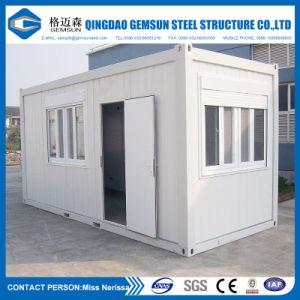 Prefab Building Materials Shipping Container Homes pictures & photos