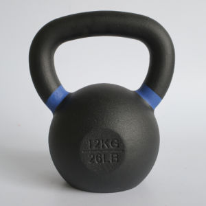 12kg Cast Iron Kettle Bell Made in China pictures & photos