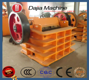 Stone Coal Rock Jaw Crusher pictures & photos