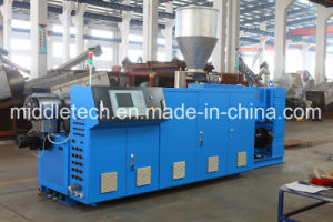 Plastic PVC/CPVC Tube/Pipe Parallel & Conical Screw Extruder pictures & photos