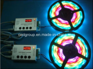 Grb LED Flexible Strip Light with Ws2811 IC Driver pictures & photos