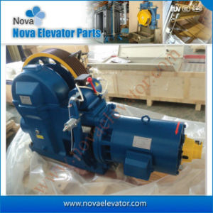 Elevator Traction Machine for Villa Lift pictures & photos