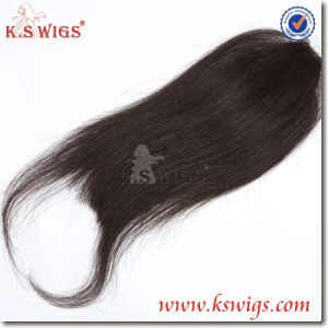 Top Quality Virgin Remy Hair Extension Fringe Human Hair pictures & photos