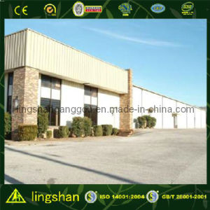 Lingshan Prefabricated Steel Structure Office (LS-SS-010) pictures & photos
