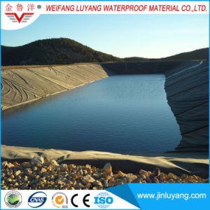 China Low Price EPDM Rubber Waterproof Membrane for Agriculture Pond Liner