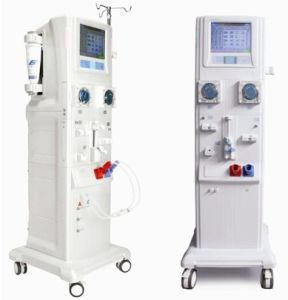 Ce Approved Hemodialysis Machine Aj-M2028 (Double Pump LCD Touch Screen) pictures & photos