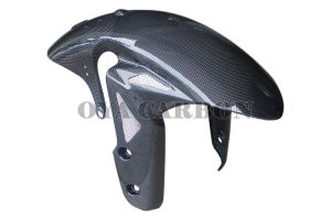 Carbon Fiber Front Mudguard for Suzuki Gsxr 100009-13 pictures & photos