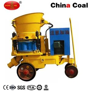 China Coal Concrete Wet Spraying Shotcrete Machine pictures & photos