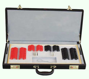 Optometry Box Ophthalmic Equipment Trial Lens Set (MS-104) pictures & photos