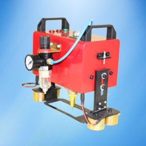 pH02 Handheld Pneumatic DOT Pin Marking Machine for Metal Parts pictures & photos