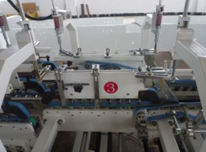 Gdhh Automatic Folder Gluer Machine with Bottom Lock for Three Point Box pictures & photos