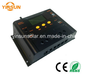 12V/24V 50A Automatic Transfer Solar Charger Controller (5V USB) pictures & photos