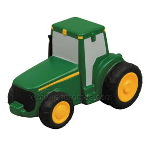 Agricuture Mechanical Gift PU Foam Tractor Model pictures & photos