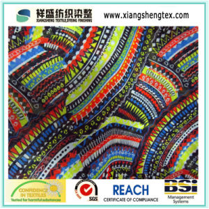 Polyester Printed Fabric for Skirt pictures & photos