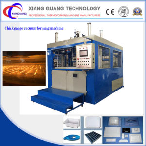 Automatic Plastic Vacuum Forming Thick Gauge Blister Machine for Sale pictures & photos