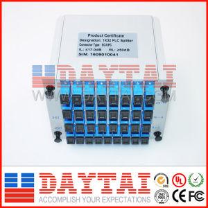 Factory Cassette Type Fiber Optic 1X8 PLC Splitter pictures & photos
