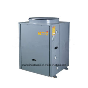 Top Discharge 11.8kw Cycle Air Source Heat Pump pictures & photos