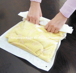 Roll-up Travel Vacuum Bag Set for Convenient Travelling pictures & photos