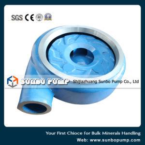 Slurry Pump Parts Abrasion Resistant Volute Liner& Impeller pictures & photos