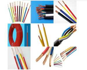 UL1015 Electrical Cable 12AWG 600V pictures & photos