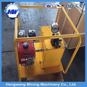 Hydraulic Rock Splitter with Power Pack pictures & photos