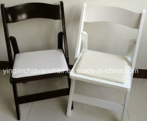 Outdoor Wedding Wood Folding Chair