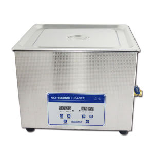 CE RoHS Skymen 15L Ultraosnic Cleaner Price, Branson Ultrasonic Cleaner pictures & photos