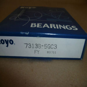 7313 Angular Contact Ball Bearing Koyo Bearing