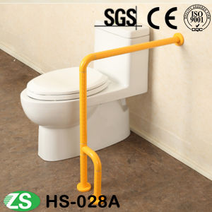 Aluminum+Nylon Bathtub Handrails Anti-Slip Washbasins Handles Grab Bars pictures & photos