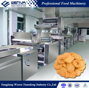 Full Automatic Biscuit Processing Equipment pictures & photos