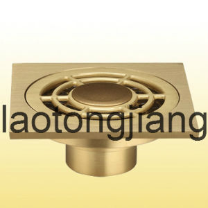 10*10 brass bedroom deodorant floor drain
