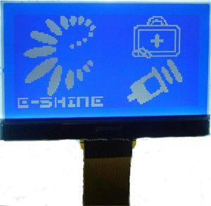 Mono/monochrome Graphic digital 128X64 DOT Matrix LCD module Display pictures & photos