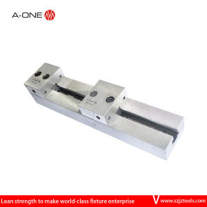 320 Type CNC Zero-Point Vise (clamp set) for Lathe Table pictures & photos