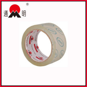 Adhesive Transparent Customized Logo BOPP Packing Tape