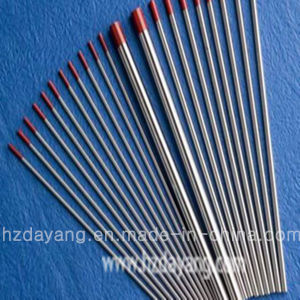 CE Approved Lanthanum Tungsten Electrode / Rod pictures & photos