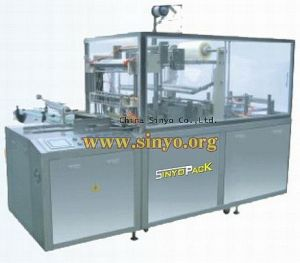 Auto Cellophane 3D Overwrpping Machine (SY-350) pictures & photos